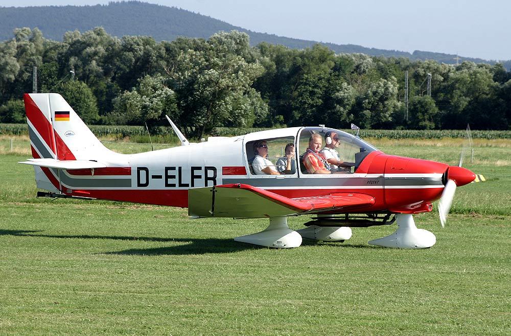 Infotag Beim Aeroclub Gelnhausen Einstieg In Den