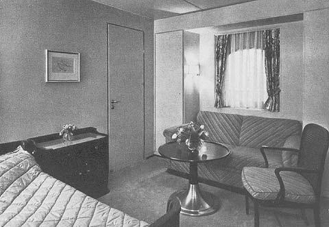 die santa klasse der hamburg s damerikanischen. Black Bedroom Furniture Sets. Home Design Ideas
