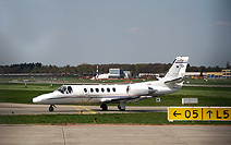 AIR HAMBURG  CESSNA CITATION 550B  D-CCAB